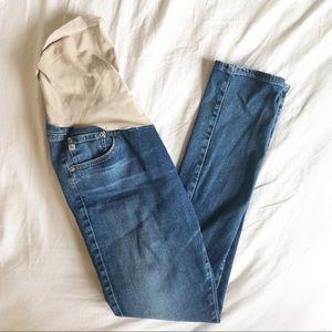 Adriano Goldschmied Maternity Straight Leg Jean 29